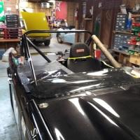 TR4 Race Car_3