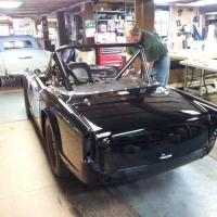 TR4 Race Car_7