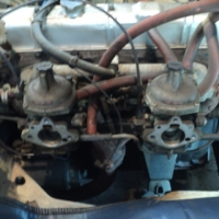 TR6 Engine and Misc